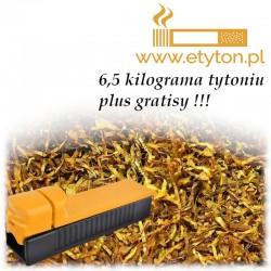 Tytoń LM Słaby 6,5kg