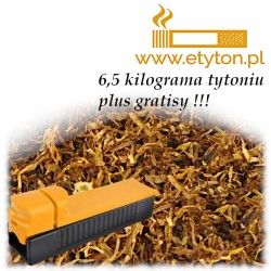 Tytoń Viceroy Średni 6,5kg