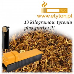 Tytoń Viceroy Średni 13kg